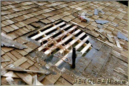 Skylight Installation By Jet Clean 174 Roofing Maintenance